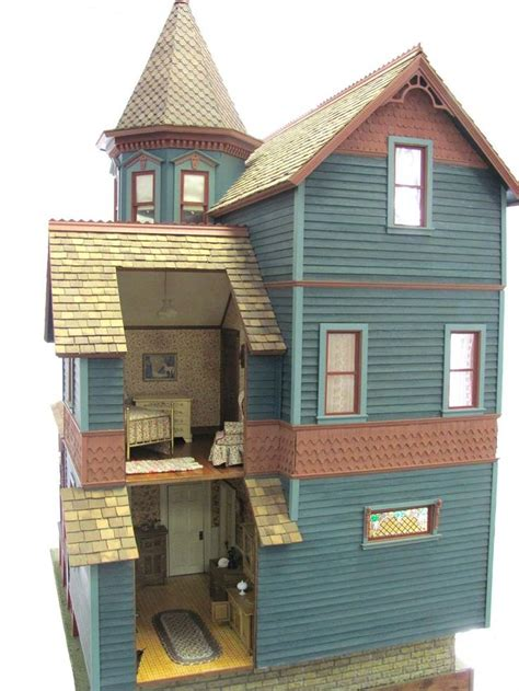 Tower-House-Dolls
