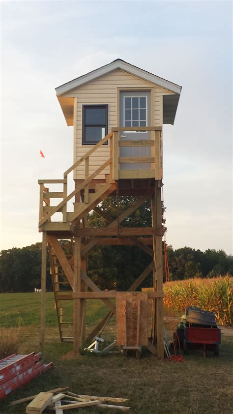 Tower-Tree-Stand-Plans