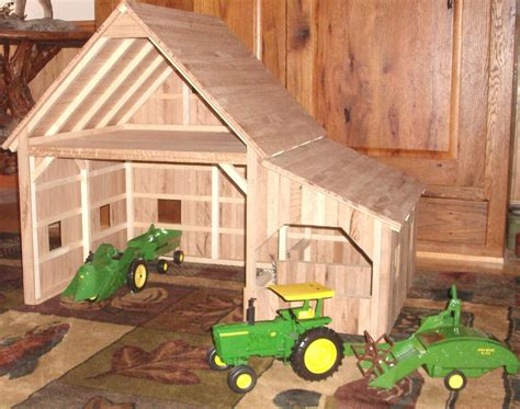 Toy Barns Wooden