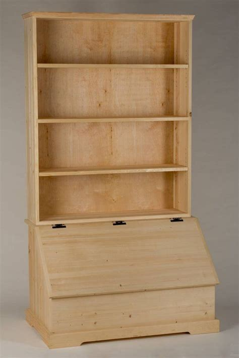 Toy Box And Bookshelf Combination