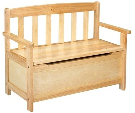 Toy Box Bench Plans For Free
