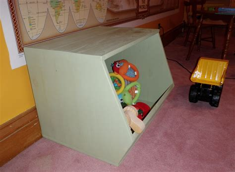 Toy Box Designs Do It Yourself