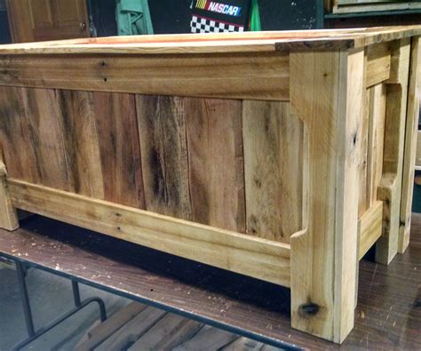 Toy Box Plans Made Out Of Pallets