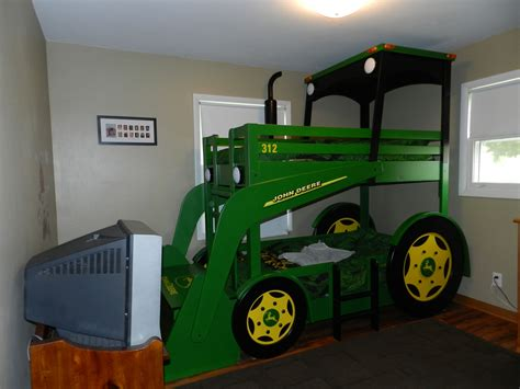 Toy Box Plans That Look Like A Tractor