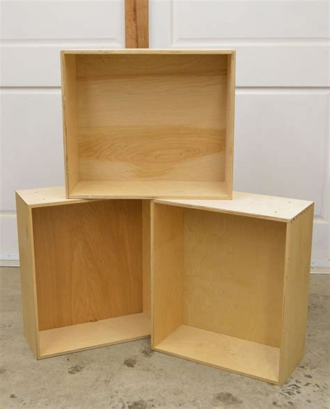 Toy Box With Drawer Plans
