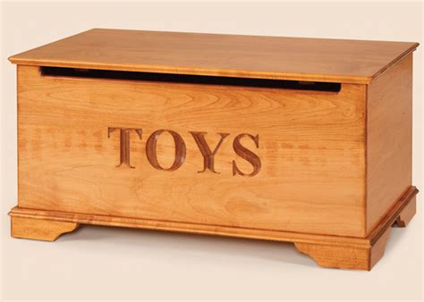 Toy Chest Plans And Designs