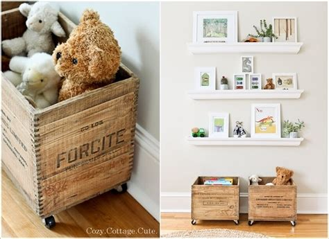 Toy Storage Woodworking Plans Baby Room