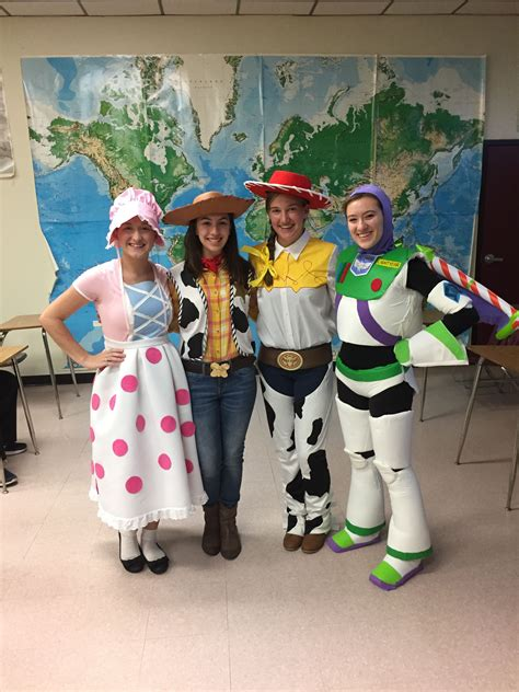Toy Story Diy Group Costume