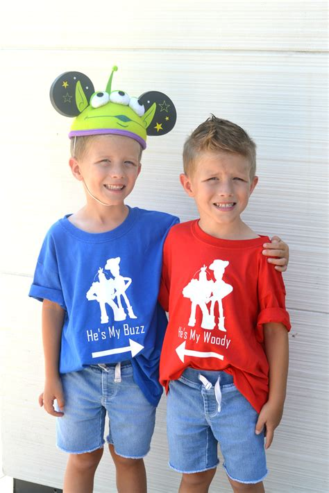 Toy Story Diy Shirt