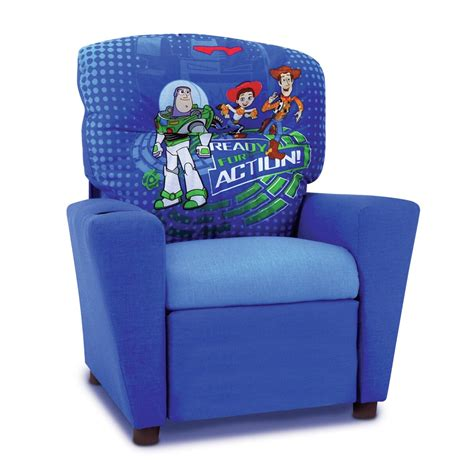 Toy Story Recliner With Cup Holder