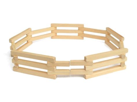 Toy Wooden Fence Plans