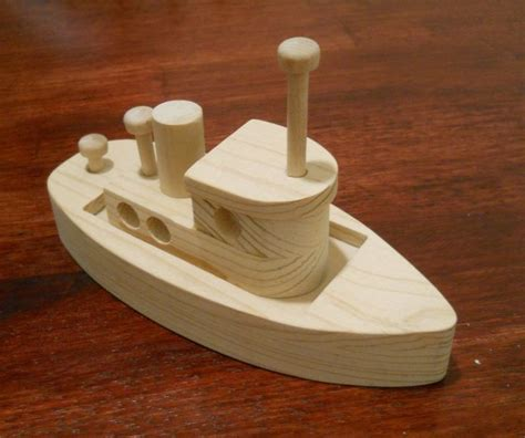 Toy Wooden Ship Plans
