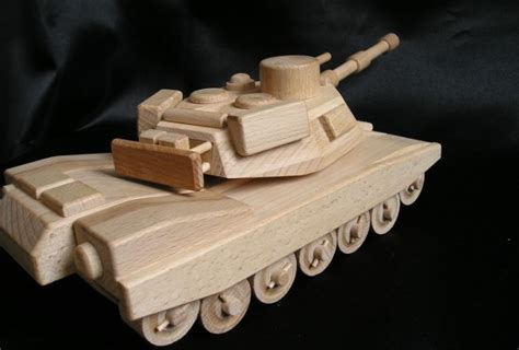 Toy Wooden Tank Plans For Pinewood