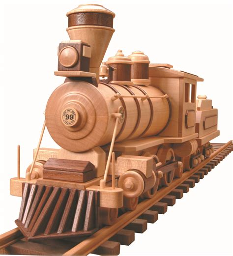 Toy Wooden Train Patterns