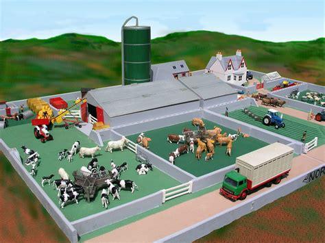 Toy-Farm-Layouts