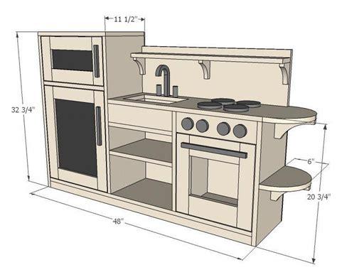 Toy-Kitchen-Plans