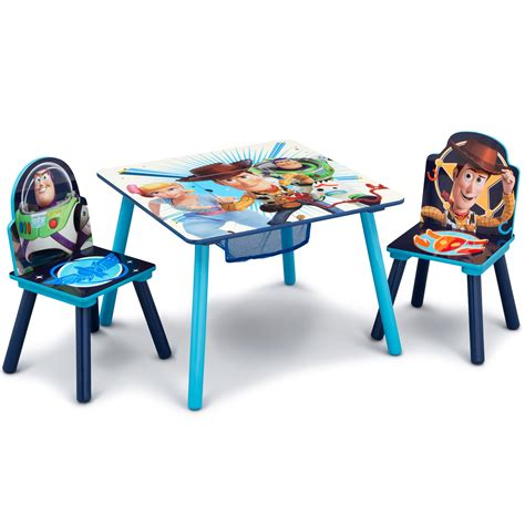 Toy-Story-Table-And-Chairs