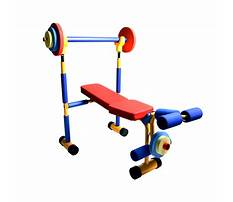 Best Toy bench press