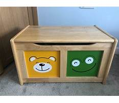 Best Toy boxes wooden uk