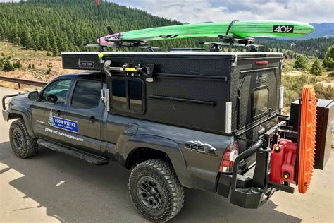 Toyota Tacoma Diy Bed Camper For Tundra