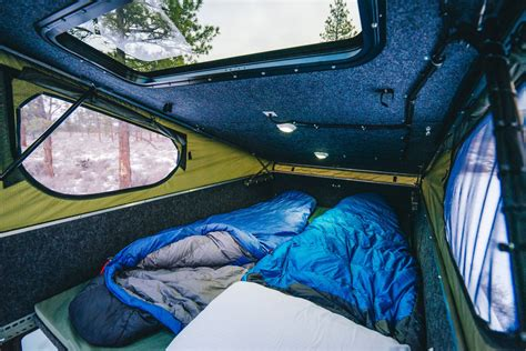 Toyota Tacoma Diy Bed Camper Shell