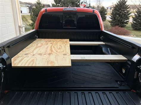 Toyota-Tacoma-Bed-Platform-Plans