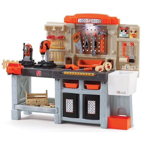 Toys R Us Kids Workbench And Tools