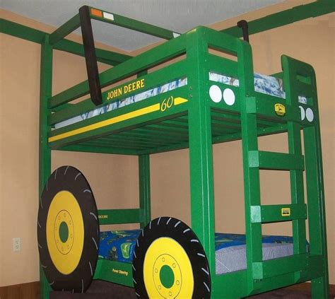 Tractor Bed Plans Instant Download