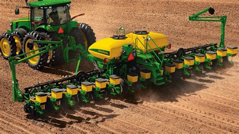 Tractor Planting Implements
