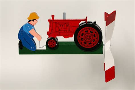 Tractor-Whirligig-Plans