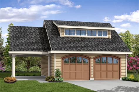 Traditional Garage Plans