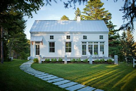 Traditional Maine Cottage Plans