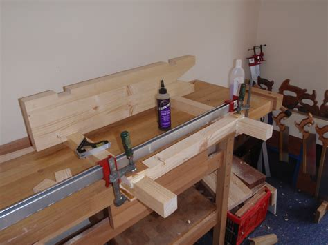 Traditional Saw Bench Plans