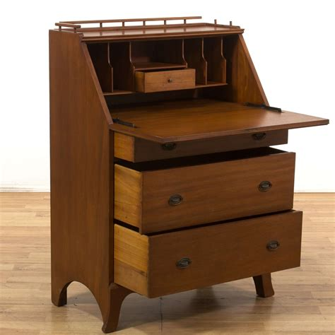 Traditional Secretary Desk Plans