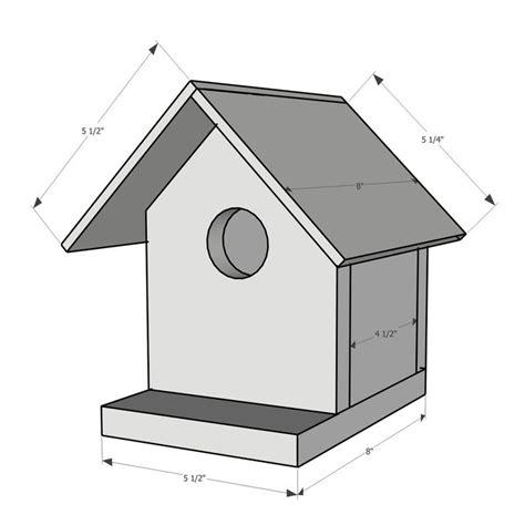 Traditional-Birdhouse-Plans