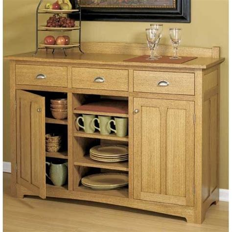 Traditional-Sideboard-Woodworking-Plan