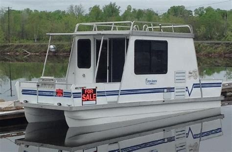 Trailerable Houseboat Floor Plans