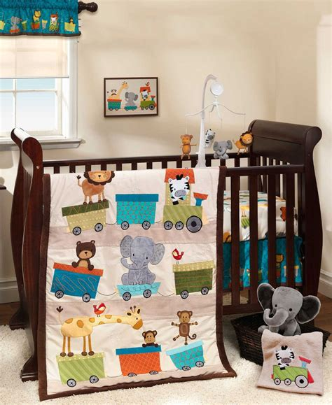 Train Bedding For Nursery