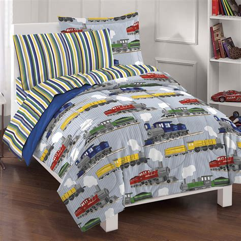 Train Bedding Sets For Boys