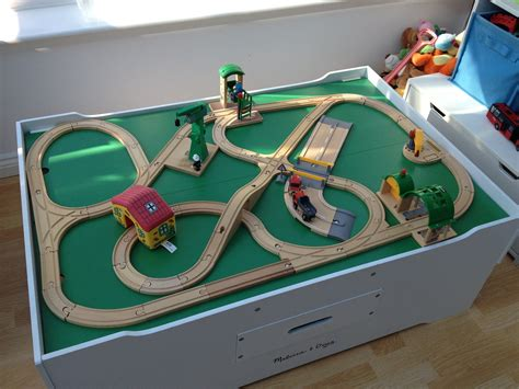 Train-Set-Table-Plans