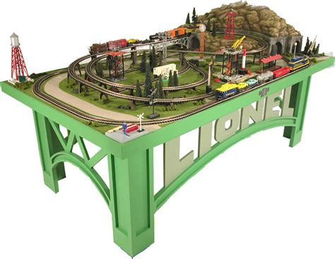 Train-Table-Plans-Lionel