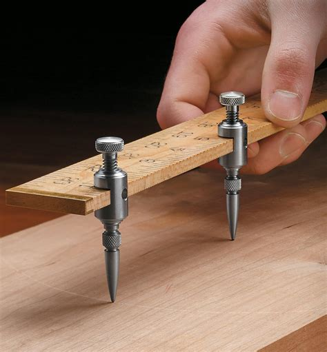 Trammel Points Woodworking Tools