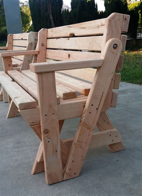 Transforming-Picnic-Table-Bench-Plans