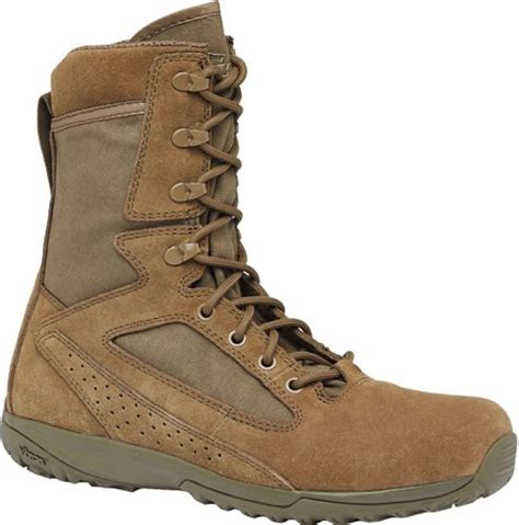 Transition 8in Olive Green Coyote Training Boots (Tr115)