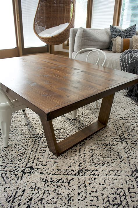 Trapezoid Table Legs Diy Room