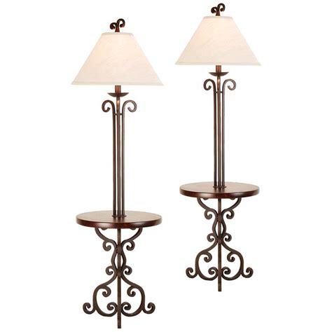 Tray Table Floor Lamp Wood Plans