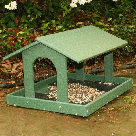 Tray-Bird-Feeder-With-Roof-Plans