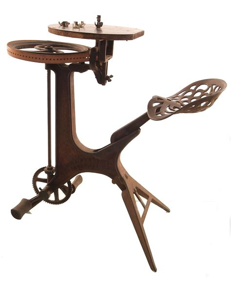 Treadle Powered Woodworking Tools