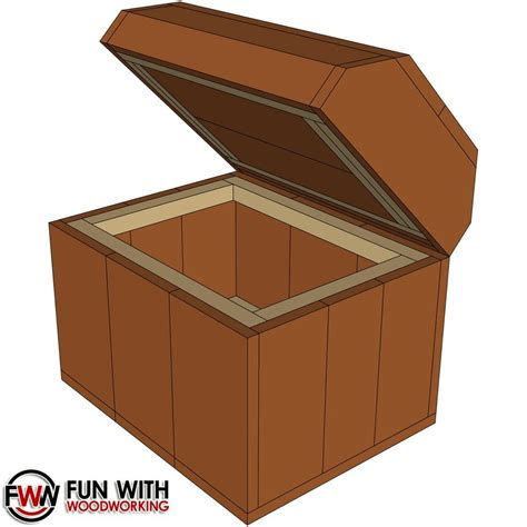 Search Results For Treasure Chest With Hidden Compartment Plans