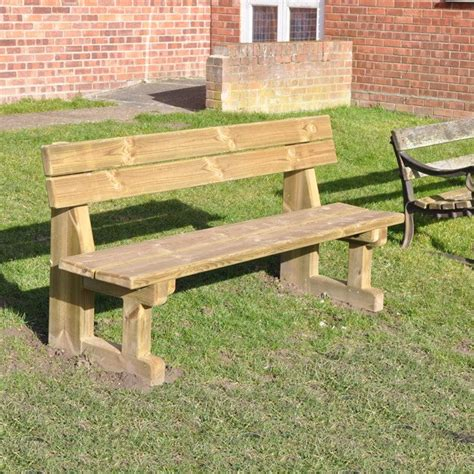 Treated-Wood-Bench-Plans